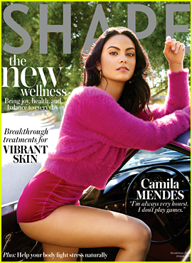 Riverdale's Camila Mendes Speaks About Her Struggle with Bulimia