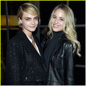 Dianna Agron & Cara Delevingne Award Production Grant During 'Through Her Lens' Program Party