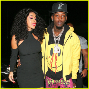 Cardi B Couples Up With Offset After Incredible Night at the AMAs!