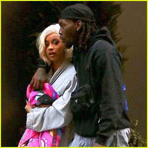 Cardi B Spotted with Offset After Turning Herself in to NYPD