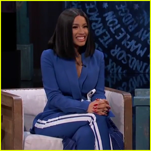 Cardi B Reveals Which Part of Her Body Her Baby Broke - Watch Now!