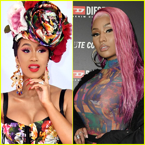 Cardi B Addresses Rumors of a Nicki Minaj Diss Track