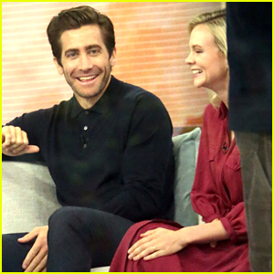 Carey Mulligan Reacts to Her Friend Prince Harry's Baby News During Promo with Jake Gyllenhaal!