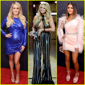 Pregnant Carrie Underwood, Miranda Lambert & More Get Honored at CMT Artists of the Year 2018!