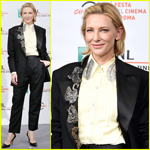 Cate Blanchett Says She's 'Not Massively Plain or Massively Beautiful'