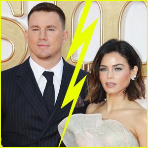 Jenna Dewan & Channing Tatum Officially File for Divorce