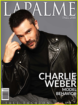 Charlie Weber Reflects on His Abercrombie & Fitch Modeling Days!