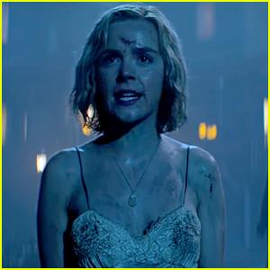Kiernan Shipka Won't Choose The Dark Side in 'Chilling Adventures of Sabrina' Full Trailer
