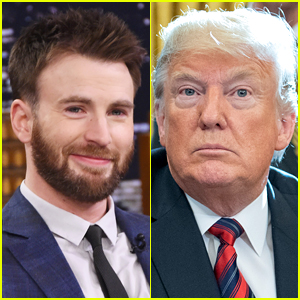 Chris Evans Slams Donald Trump By Writing a Tweet in His Voice