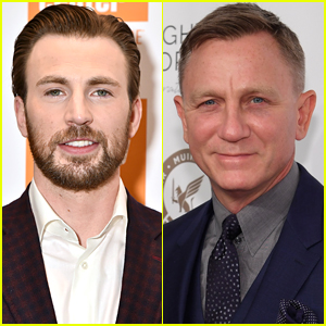 Chris Evans Joins Daniel Craig in Murder Mystery 'Knives Out'