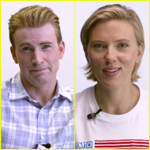 Chris Evans, Scarlett Johansson & More Stars Discuss Their 'First Times' Voting!