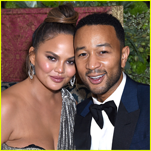 Chrissy Teigen Has Hilarious Response to Headline About Her Spending Time with Her Kids