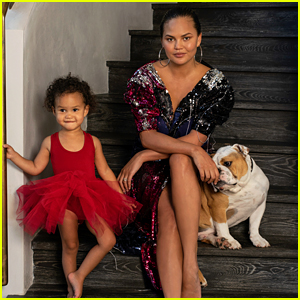 Chrissy Teigen Has a Response to Everyone Who Thinks She Doesn't 'Give a F-k'