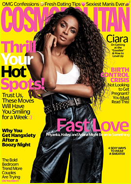 Ciara Reveals Her Ambitious Goals: 'I Want to Be a Billionaire'