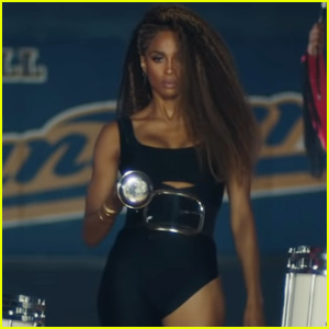 Ciara Makes Directorial Debut With Music Video For 'Dose' - Watch Now!