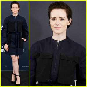 Claire Foy Has 'No Interest In Portraying What Other People Think of as Strong'