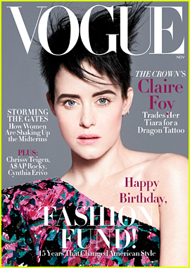 Claire Foy Gushes Over Her Daughter & Speaks About Estranged Husband Stephen Campbell Moore