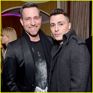 Colton Haynes & Jeff Leatham Celebrate One-Year Anniversary With Touching Tributes
