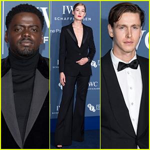 Daniel Kaluuya, Rosamund Pike, & Harris Dickinson Kick Off the BFI London Film Festival