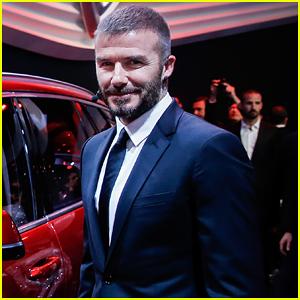 David Beckham Helps Launch New Vietnamese Car Company VinFast!