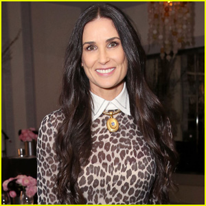 Demi Moore Officially Joins Instagram, Shares Look From Princess Eugenie's Wedding!