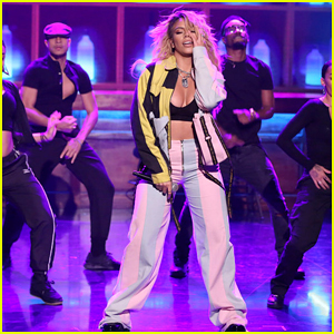 Dinah Jane Gives Solo Debut Performance of 'Bottled Up' on 'Tonight Show' - Watch Here!