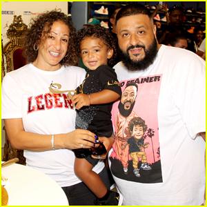 DJ Khaled & Baby Asahd Celebrate Jordan Holiday Collection Launch!