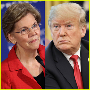 Elizabeth Warren Takes DNA Test, Trump Says He Won't Fulfill $1 Million Charity Offer