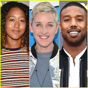 Ellen DeGeneres Helps Connect Naomi Osaka with Her Celeb Crush, Michael B Jordan, Through Her Twitter Trolling!