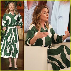 Ellen Pompeo Explains Why There's No 'Grey's Anatomy' End For Her on 'The Ellen Show' - Watch Here!