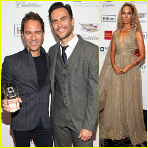 Eric McCormack Scores Honor at Point Honors Los Angeles Gala 2018!