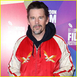 Ethan Hawke Screens 'Blaze' at BFI London Film Festvial 2018