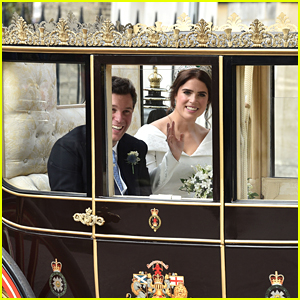 Princess Eugenie Canceled Her Open-Top Carriage Ride - Find Out Why!