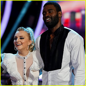 Harry Potter's Evanna Lynch Sizzles With a Samba During 'DWTS' Week 2 - Watch Now!