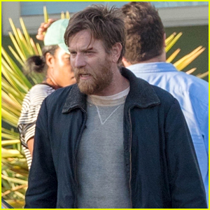 Ewan McGregor Spotted on 'Doctor Sleep' Set, Gets Visit from Girlfriend Mary Elizabeth Winstead!