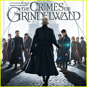 'Fantastic Beasts: The Crimes of Grindelwald' Gets Six Brand-New Posters!