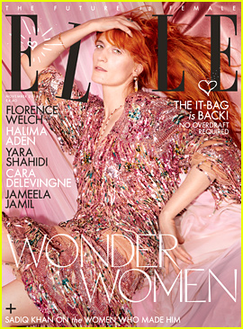 Florence Welch Discusses How It Feels to Be a Woman Headliner
