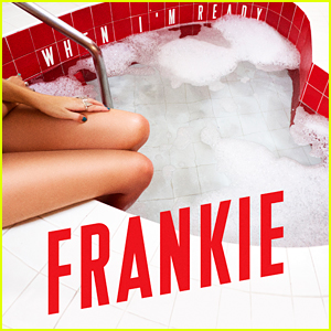FRANKIE Drops New Song 'When I'm Ready' & Talks Upcoming EP in Exclusive Interview!