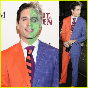 G-Eazy Is Two-Face at Stillhouse's Night of the Fallen Halloween Party in NYC!