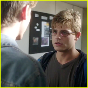 Garrett Clayton Is a Victim of Bullying in Exclusive 'Reach' Clip