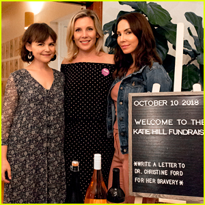 Ginnifer Goodwin & Friends Support Katie Hill for Congress!