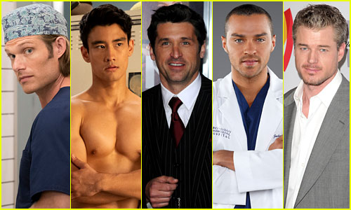 Who is Your Choice of Hottest 'Grey's Anatomy' Guy? Vote Now!