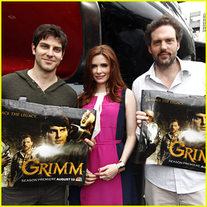 A 'Grimm' Spinoff Is Coming to NBC!