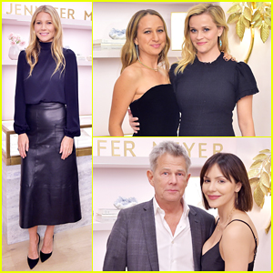 Gwyneth Paltrow, Reese Witherspoon & More Help Jennifer Meyer Celebrate First Store Opening!