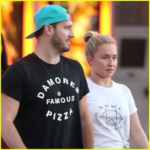 Hayden Panettiere & Boyfriend Brian Hickerson Spend Time Together in Florida!