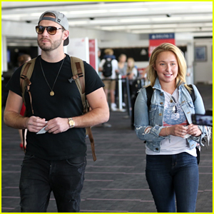 Hayden Panettiere & Boyfriend Brian Hickerson Are Still Going Strong!