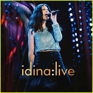 Idina Menzel Drops Live Concert Album - Listen Now!