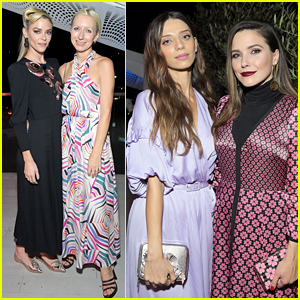 Jaime King, Angela Sarafyan, & Sophia Bush Honor Kate Spade's New Creative Director