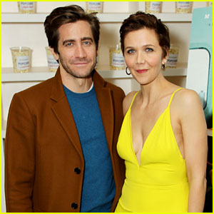 Jake Gyllenhaal Supports Sister Maggie at 'Kindergarten Teacher' NYC Screening