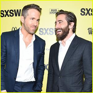 Jake Gyllenhaal Pens Tribute to Ryan Reynolds!